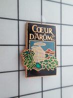 2219 Pins Pin's / Rare & Belle Qualité THEME BOISSONS / CAFE COEUR D'ARÔME Tous Les Chemins Y Mènent ! - Beverages