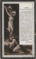 DP. MARIA VANDERELST ° ALSEMBERG 1845- + UKKEL 1920 - Religione & Esoterismo