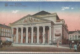 BRUXELLES THEATRE ROYAL DE LA MONNAIE - Monumenti, Edifici