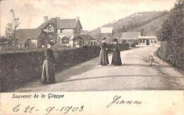 Souvenir De La Gileppe (animée 1903) - Gileppe (Barrage)