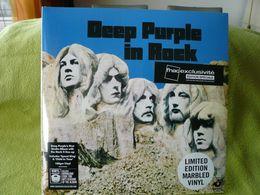 Deep Purple - 33t Vinyle De Couleur - In Rock - Neuf & Scellé - Collectors