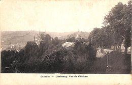 Dolhain - Limbourg. Vue Du Château (1919) - Limbourg