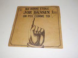 45 TOURS JOE DASSIN MA BONNE ETOILE 1969 - Other - French Music