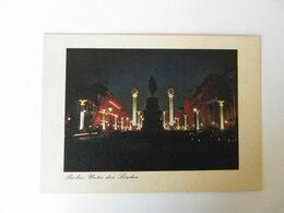 Berlin-Unter Den Linden-Nachts - Weltkrieg 1939-45