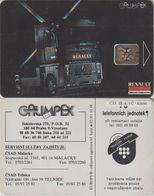 39/ Czechoslovakia; C15. SL4, CN: 43690, Very Rare - Tchécoslovaquie