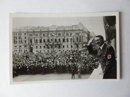 Berlin-Olympia 1936-Der Führer Vom Balkon Der Reichskanzlei - Weltkrieg 1939-45