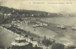 San Sebastian - Vista General De La Concha - Guipúzcoa (San Sebastián)