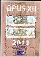 OPUS XII  Academie Européenne De Philatelie  Anglais / Français 255 Pages - Filatelia E Storia Postale