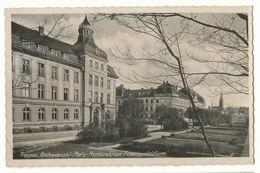 Troppau Opava Rochowanski-Platz Postdirektion Finanzpräsidium 1941 - Sudeten