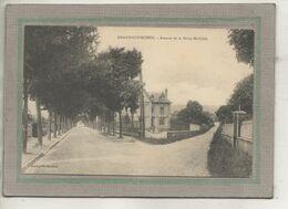 CPA - (76) GRAND-COURONNE - Aspect Du Carrefour De L'avenue De La Reine Mathilde Au Début Du Siècle - Other Municipalities