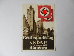 Reichsparteitag 1933 - Weltkrieg 1939-45