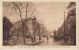 Paris :  13 Em  Arrondissement , Carrefour  Des  Gobelins , Port  Royal - Arrondissement: 13