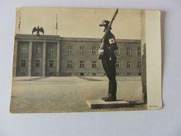 Berlin--SS Leibstandarte-Posten Am Haupteingang (Feldpost) - Weltkrieg 1939-45