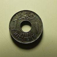 1 Millieme 1917 - Monedas