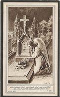 DP. MARIA VAN DER ELST ° PEUTHY 1898- + 1922 - Religione & Esoterismo