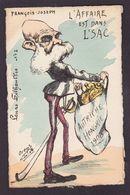 CPA Orens Satirique Caricature Non Circulé Tirage Limité Autriche Hongrie - Orens