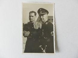 Reichsparteitag-Himmler Und Heß Flugplatz 1935--Ankunft Des Führers - Weltkrieg 1939-45