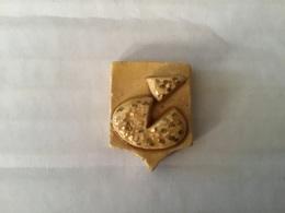 Fève Puzzle MH Moulin à Huile  GALETTE DES ROIS Pailletée OR - Santons/Fèves