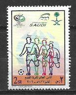 USED STAMP SAUDI ARABIA - Arabia Saudita
