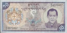 BHOUTAN - 10 Ngultrum 2000 - UNC - Bhutan