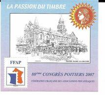 Bloc FFAP N° 1 Poitiers - FFAP
