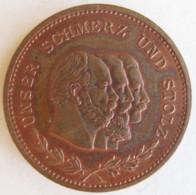 Médaille Unsere Drei Kaiser Des Jahres 1888 . 3 Empereur Prussiens. - Monarchia/ Nobiltà