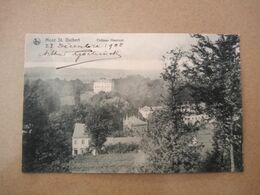 Mont St. Guibert Château Henricot 1908/Mont St. Guibert Château Henricot 1908 - Mont-Saint-Guibert