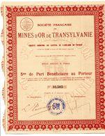 MINES D'OR De TRANSYLVANIE - Miniere
