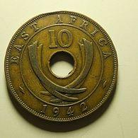 East Africa 10 Cents 1942 - Britse Kolonie