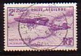 FRANCE - 1934 - 25ans De La Traversee De La Manche Par Louis Bleriot - 20.25Fr (O) Yv PA 7 - 1927-1959 Gebraucht