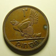 Ireland 1 Penny 1949 - Irland