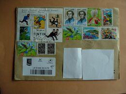 France: BF 28 Tintin -3548; Colibri - 3102 Orchidée - 3780: Tocqueville - ... Magnifique Ensemble (voir Scans) - France