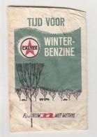 Suikerzakje - Sachet De Sucre CALTEX Winterbenzine Platinum Met Methyl - Zucchero (bustine)