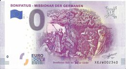 BS-46 - ALLEMAGNE - Bonifatius (missionar Der Germanen) 2019-1 - EURO