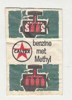 Suikerzakje - Sachet De Sucre CALTEX Benzine Met Methyl - Zucchero (bustine)
