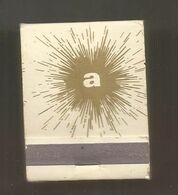Boite D'allumettes , Etats Unis, AMERICANA Of NEW YORK , 2 Scans - Matchboxes