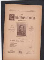 Le Philateliste  Belge  N° 149 - Filatelia E Storia Postale