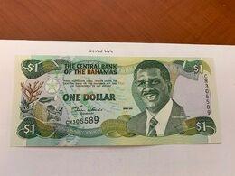 Bahamas 1 Dollar Uncirc. Banknote 2001 - Bahamas