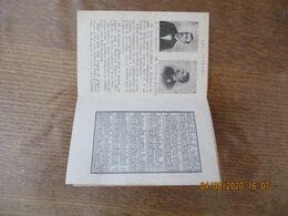 1898 COCHER,RUE BOUDREAU! REVUE EN 3 ACTES ET 8 TABLEAUX DE MM. PAUL GAVAULT ET VICTOR DE COTTENS - Calendari
