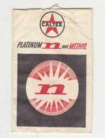 Suikerzakje - Sachet De Sucre CALTEX Platinum N Met Methyl - Zucchero (bustine)
