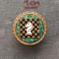 Badge Pin ZN006663 - UFO Chess (Sah) - Pin's