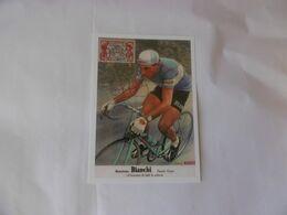 Cyclisme - Carte Fausto Coppi - Cyclisme