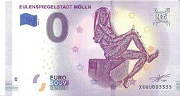 BS-50 - ALLEMAGNE - Eulenspieglstadt Mölln 2019-1 - EURO