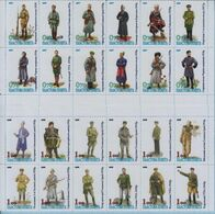 UKRAINE / Private Issue / Plast Mail /  Military History Uniforms Of The Ukrainian Army Of The Early 20th Century. 2008 - Ucrania