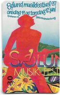 Denmark - Tele Danmark (chip) - Soelund Festival 1997 - TDS027 - 05.1997, 30kr, 2.300ex, Used - Denmark