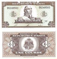 Haiti - 1 Gourde 1993 UNC P. 259a Lemberg-Zp - Haiti