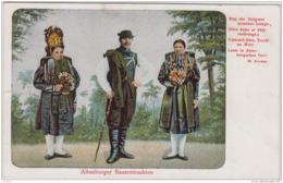 AK - ALTENBURGER BAUERNTRACHTEN - Altenburg