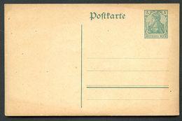 DR P96 Postkarte 1914 Kat. 4,00 € - Stamped Stationery