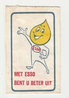 Suikerzakje - Sachet De Sucre ESSO Met Esso Bent U Beter Uit - Zucchero (bustine)