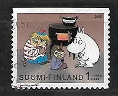 FINLAND 2003/4 MUMMINS PAIR - Finland